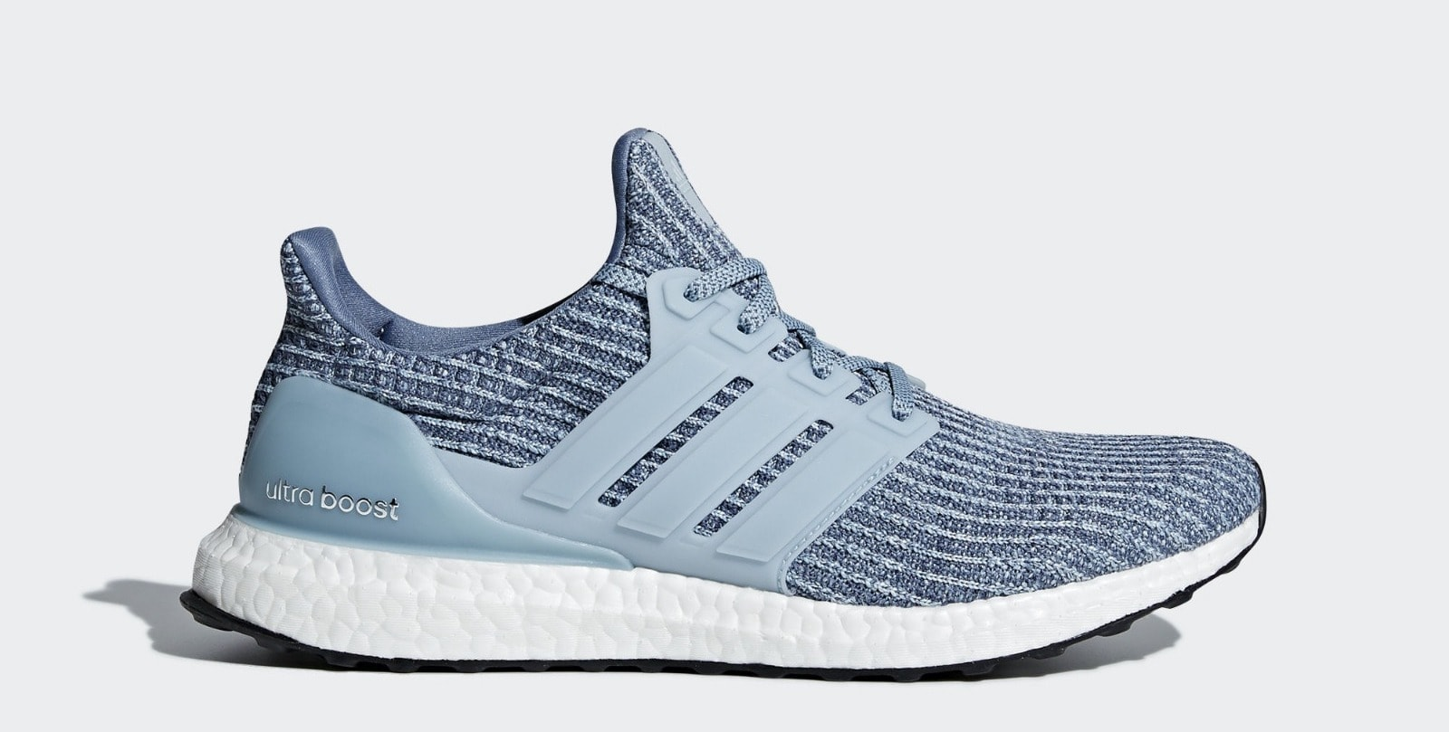 "finest selection 8942c 038fb Despite this, the sneaker still utilizes all the best adidas has to offer.  Now, the Ultra Boost has surfaced in a new ""Ash Grey"" ..."