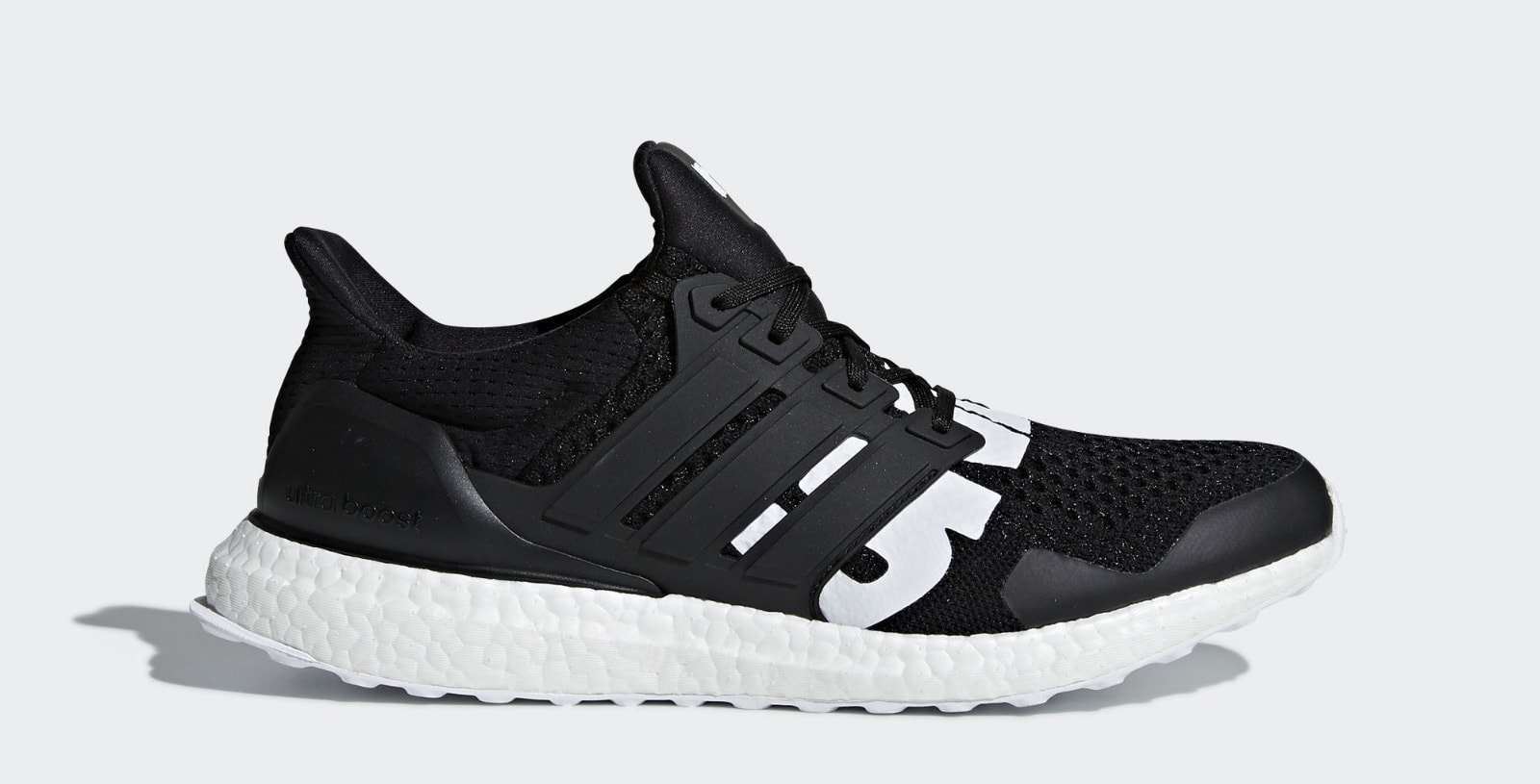 more photos dd07f 052f8 Undefeated and adidas are finally set to release their performance  collection. The collaborative project, including two Ultra Boost shoes,  first leaked ...