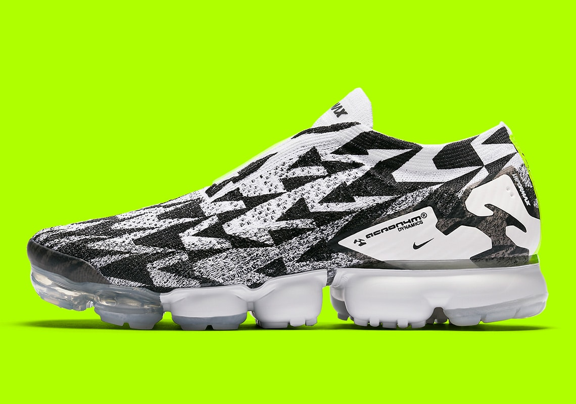 c6afcd13f08f Acronym x Nike Air Vapormax Flyknit Moc 2 Release Date