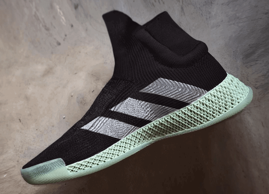 430e482c1cd3 adidas Reveals the Futurecraft 4D Basketball - JustFreshKicks
