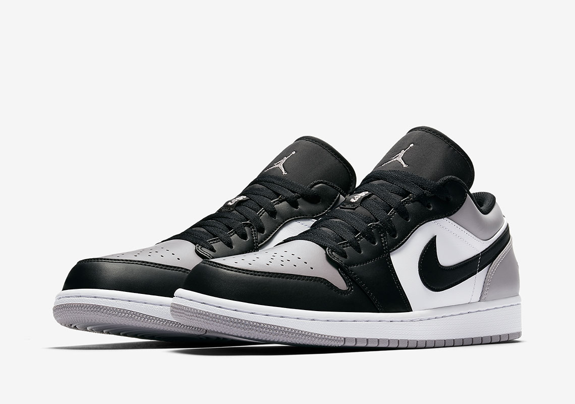 "save off 751ca 2b2fd Air Jordan 1 Low ""Atmosphere"" Release Date  TBD Price   110. Color   White Atmosphere Black Style Code  553558-110"