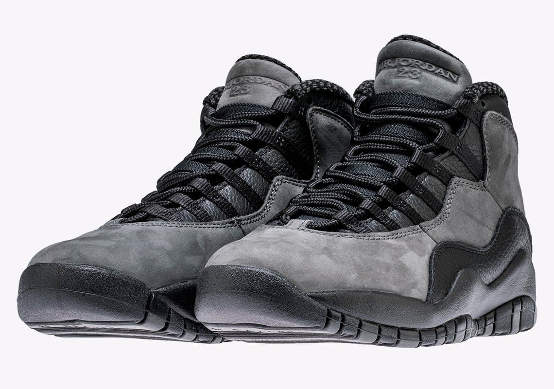"sports shoes b2749 6787e An original Air Jordan 10 colorway is returning with Retro styling next  month. The fan-favorite ""Dark Shadow"" Jordan 10 has been rumored to release  in 2018 ..."