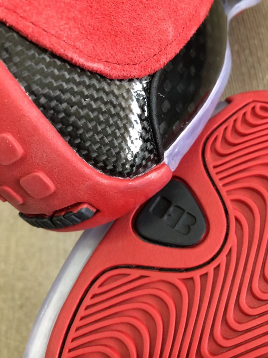 "big sale 51d70 db75b Air Jordan 18 ""Raging Bull"" Release Date  April 7, 2018. Price   225.  Color  Gym Red Black Style Code  AA2494-601"