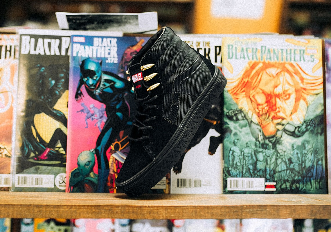07f11ef150d1e5 UPDATE  The Vans x Marvel collection will hit select Vans retailers like  SneakAvenue starting Friday