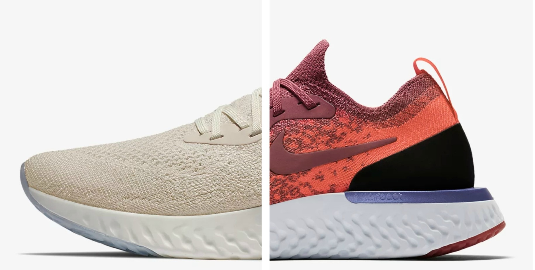 2f59f7787536e The Nike Epic React Flyknit is just getting started. Already a hit among  runners and sneakerheads alike