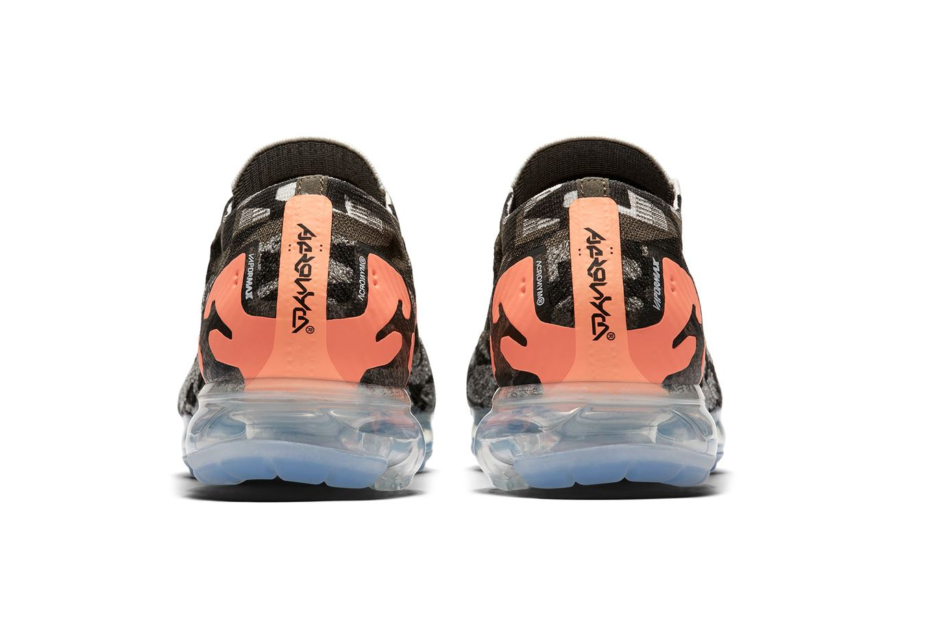 "f2716edc18db9 Acronym x Nike Air VaporMax Moc 2 ""Thirsty Bandit"" Release Date  May 15"