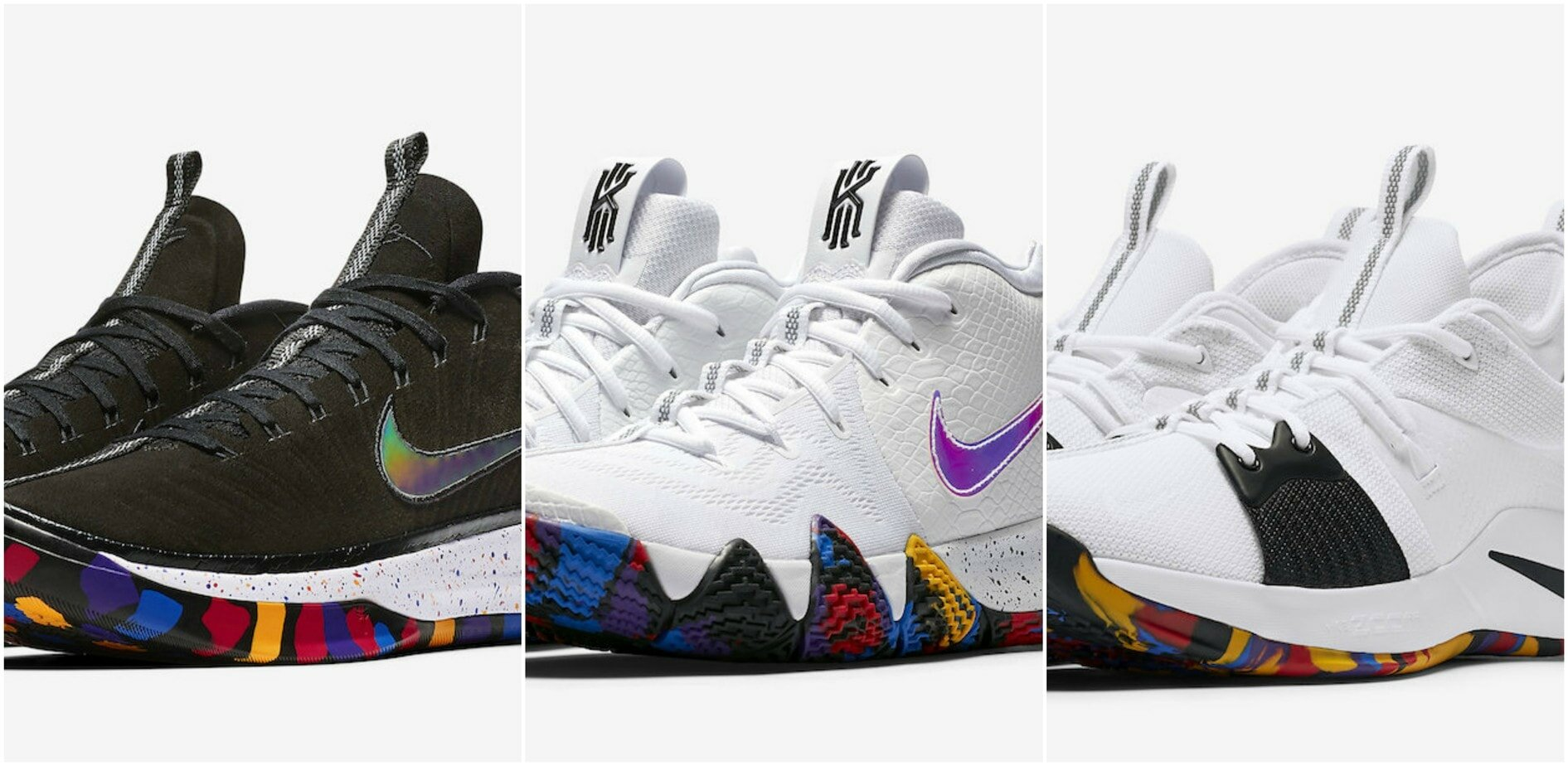 The month of March is upon us, which means a whole new round of sneaker  releases, along with the annual NCAA tournament. Nike has paired the two  together, ...