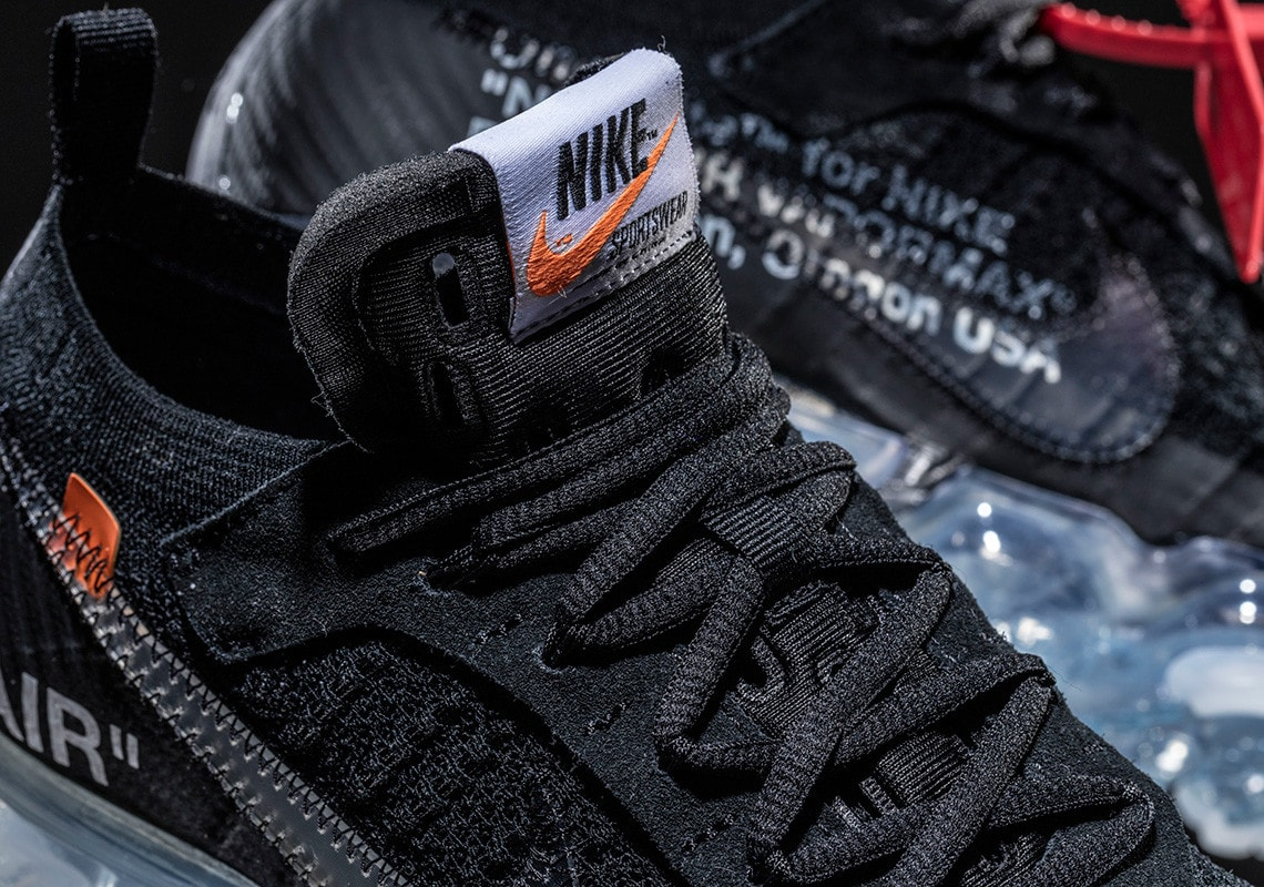 Flyknit Vapormax Nike Release Off Info White Black Air