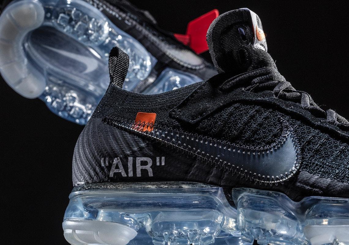 e44a90fe09d7 Off-White Nike Air Vapormax Flyknit