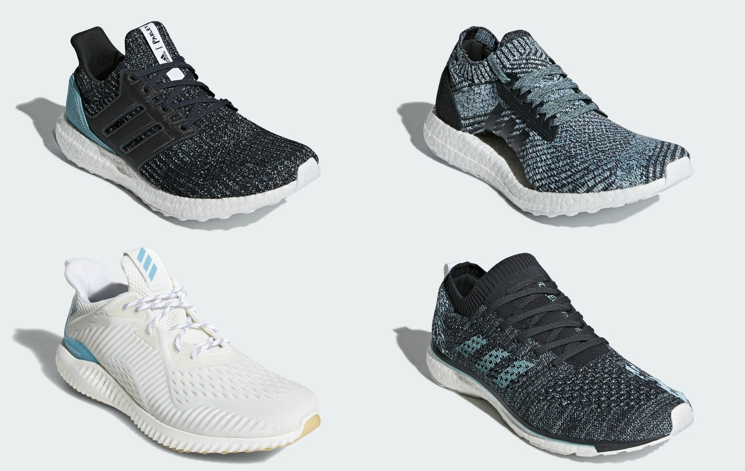 new style ce5dd 1ec18 Parley and adidas have been reenergized by last years sales numbers in  their quest to save the oceans. Now, new information details an April  release larger ...