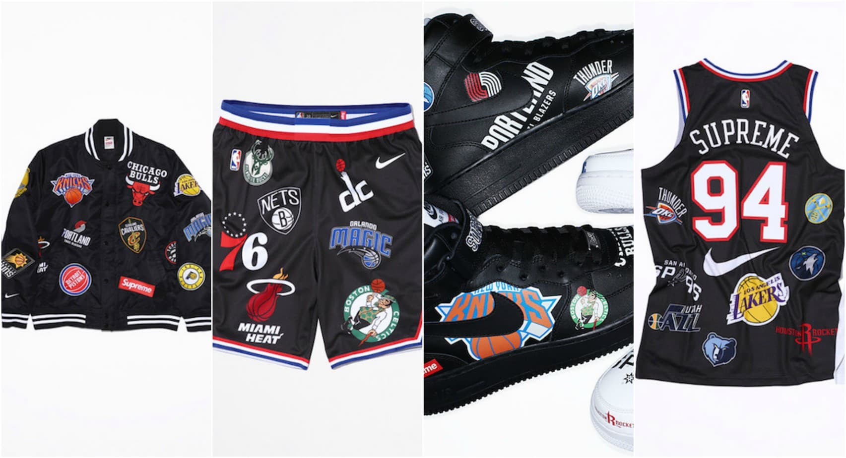 Supreme x Nike x NBA Collection March 2018 - JustFreshKicks 099f9deb4