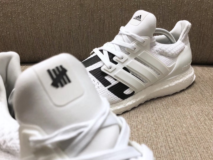 7bceddd32c6c2 Undefeated x adidas Ultra Boost