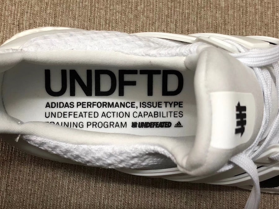 eeebeb227c3 Undefeated x adidas Ultra Boost