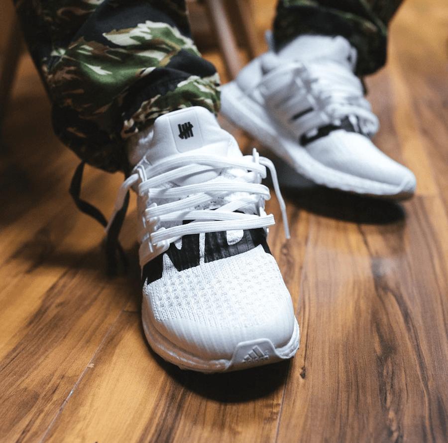 Invicto x Adidas ultra Boost