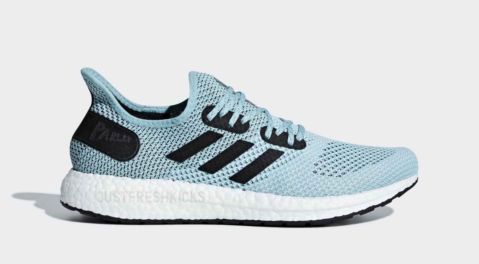 new styles 5c1cb c2bb4 adidas and Parley are bringing more incredible technology to the table with  their latest silhouette. Using adidas  new Speedfactories around the world,  ...