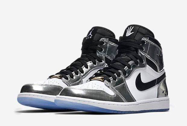 "Air Jordan 1 Retro High ""Think 1"" Release Info - JustFreshKicks"