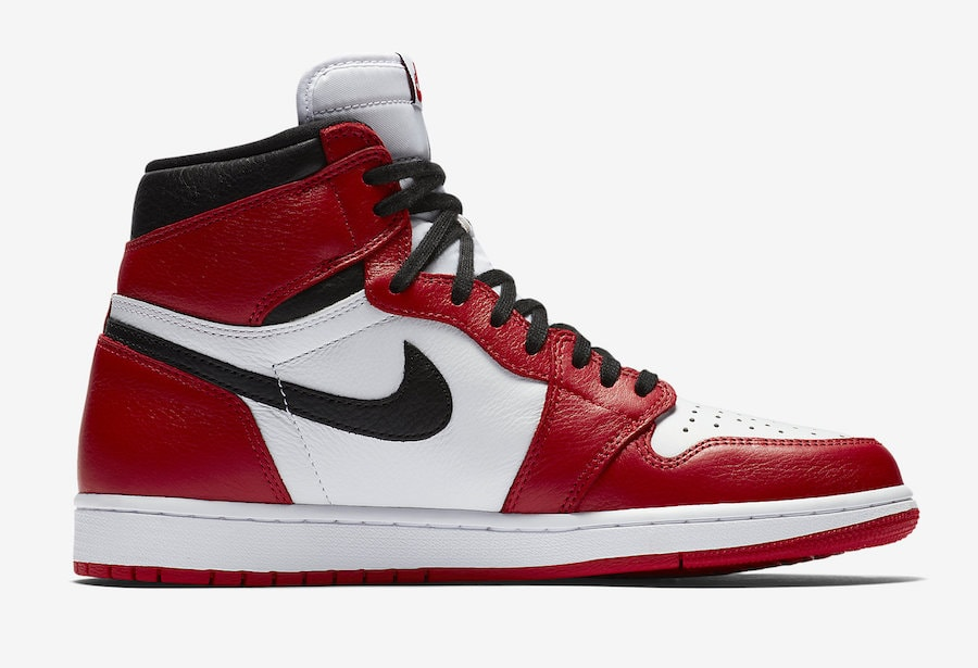 "sports shoes 2d680 53b87 Air Jordan 1 Retro High OG NRG ""Homage To Home"" Release Date  May 19th,  2018. Price   160. Color  Black White-University Red Style Code  861428-061"