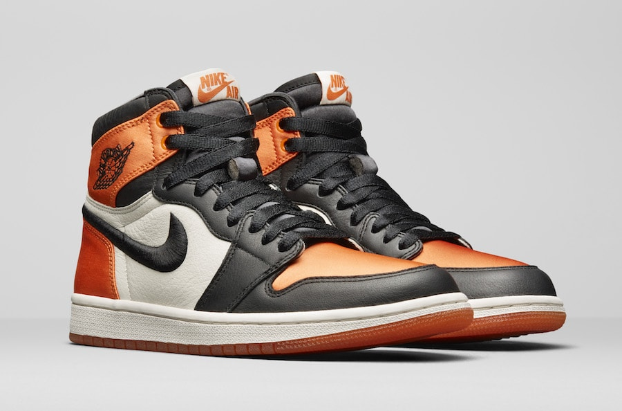 "2c90c13381d291 The Air Jordan 1 Satin Returns in the ""Shattered Backboard"" Colorway ..."