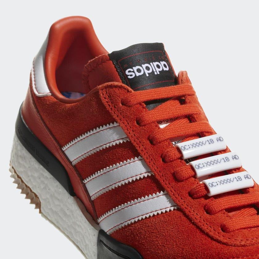best service f372a d9814 adidas Originals by Alexander Wang Soccer Shoe Release Date April 21st,  2018. Price 250. Color Core BlackCloud WhiteCore Black Style Code  AQ1232
