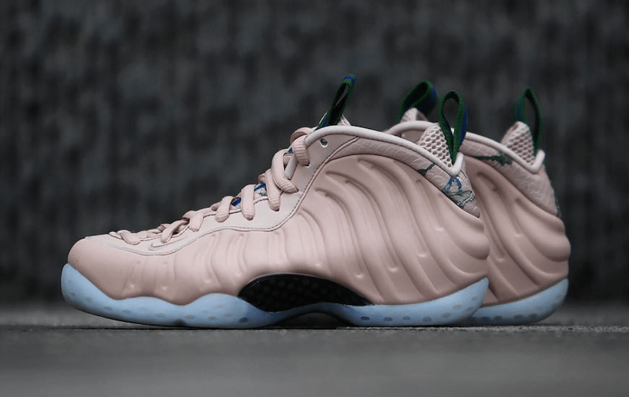 Nike Air Foamposite One Color  Particle Beige Particle Beige-Aloe Verde  Style Code  AA3963-200. Release Date  April 27 1181568d1