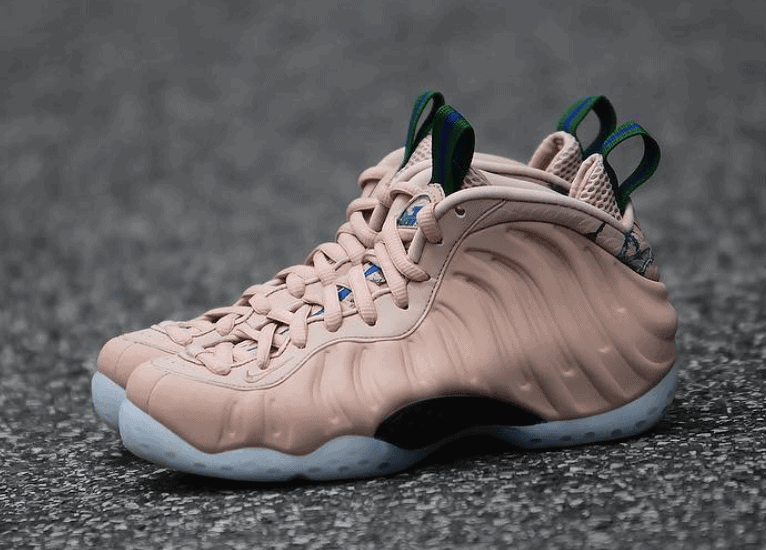 7b8baf16144 ... women the sneakers they want in appropriate sizes and grail-worthy  colorways. The latest offering is a beautiful rendition of the Nike Air  Foamposite ...