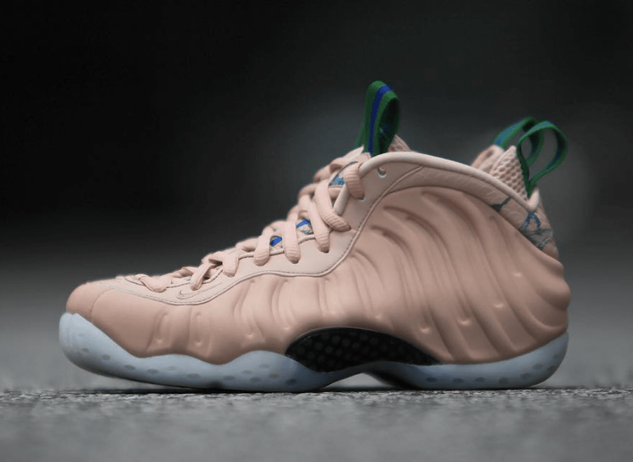 ffb7c6b45cc Nike Air Foamposite One Color  Particle Beige Particle Beige-Aloe Verde  Style Code  AA3963-200. Release Date  April 27