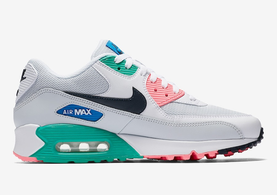 Nike Air Max 90 Essential Quot Summer Sea Quot Release Info