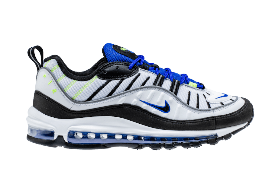 Nike Air Release Max 98 Corredor Azul Release Air Info Justfreshkicks d4576e