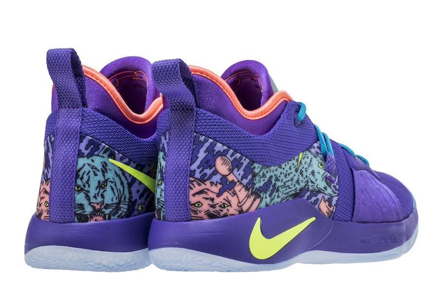 """068896f8cb316 The post The Nike PG2 Received the """"Mamba Mentality"""" Treatment This April  appeared first on JustFreshKicks."""
