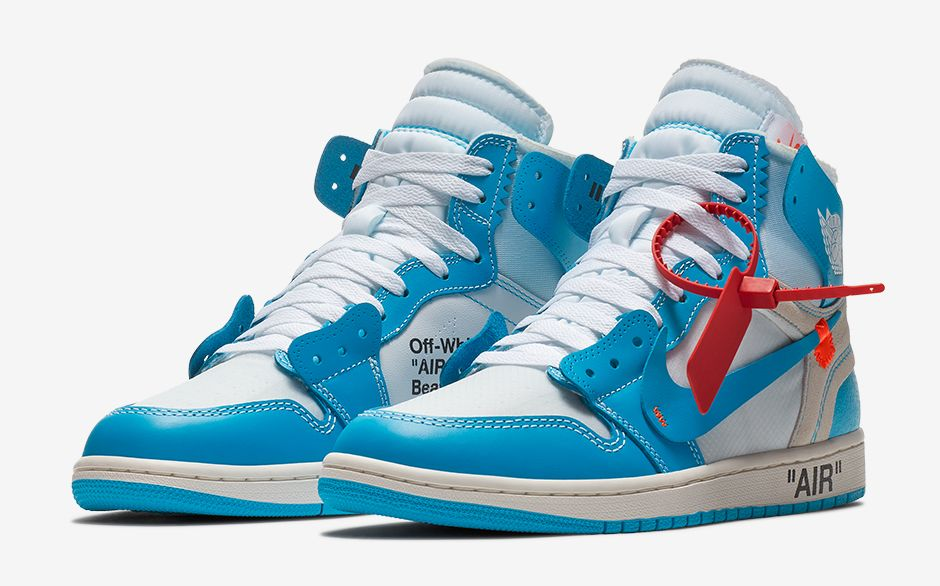 "new concept e7408 189c7 The Off-White x Air Jordan 1 was at the top of many ""Sneaker of the Year""  lists in 2017. The silhouette has continued to dominate in 2018, even  without a US ..."