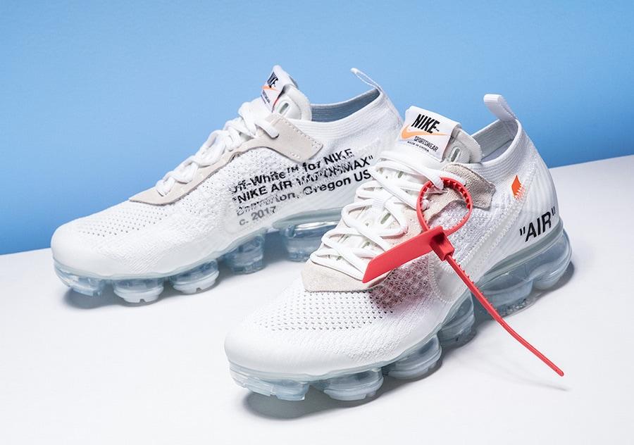 nike air vapormax 97 off white