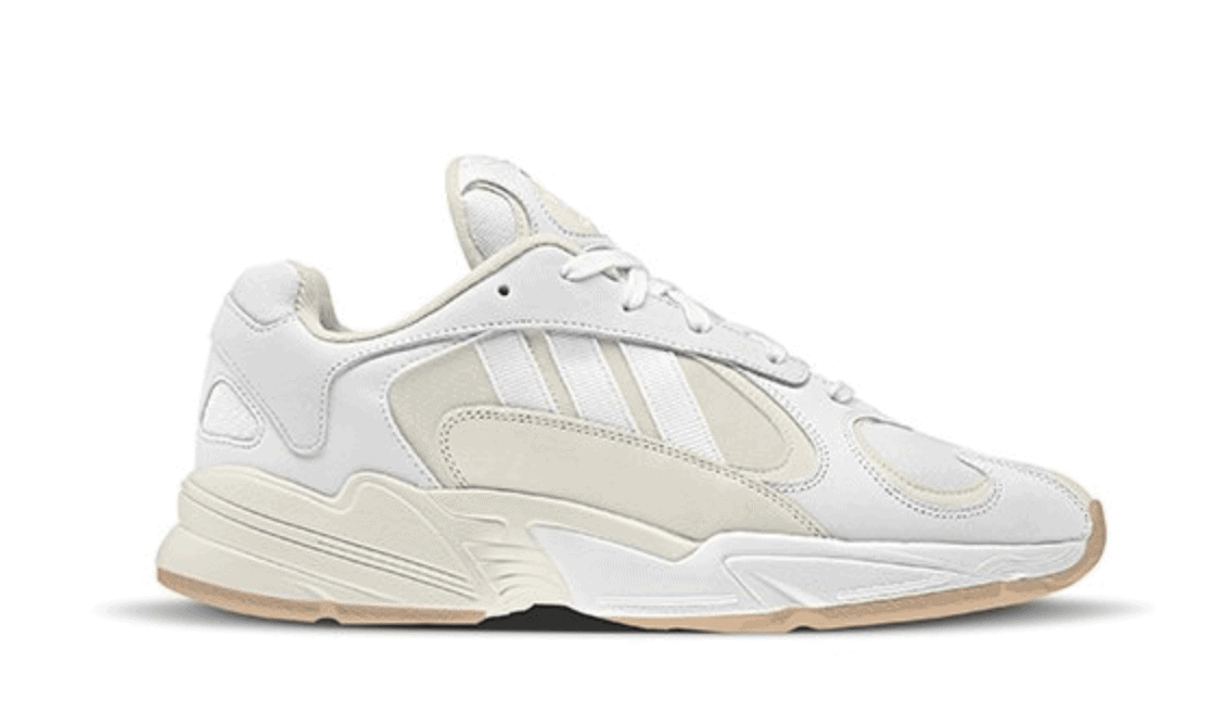 a46c2afa5 ... nyc x adidas yung 1. release date june 2018. color white cream gum