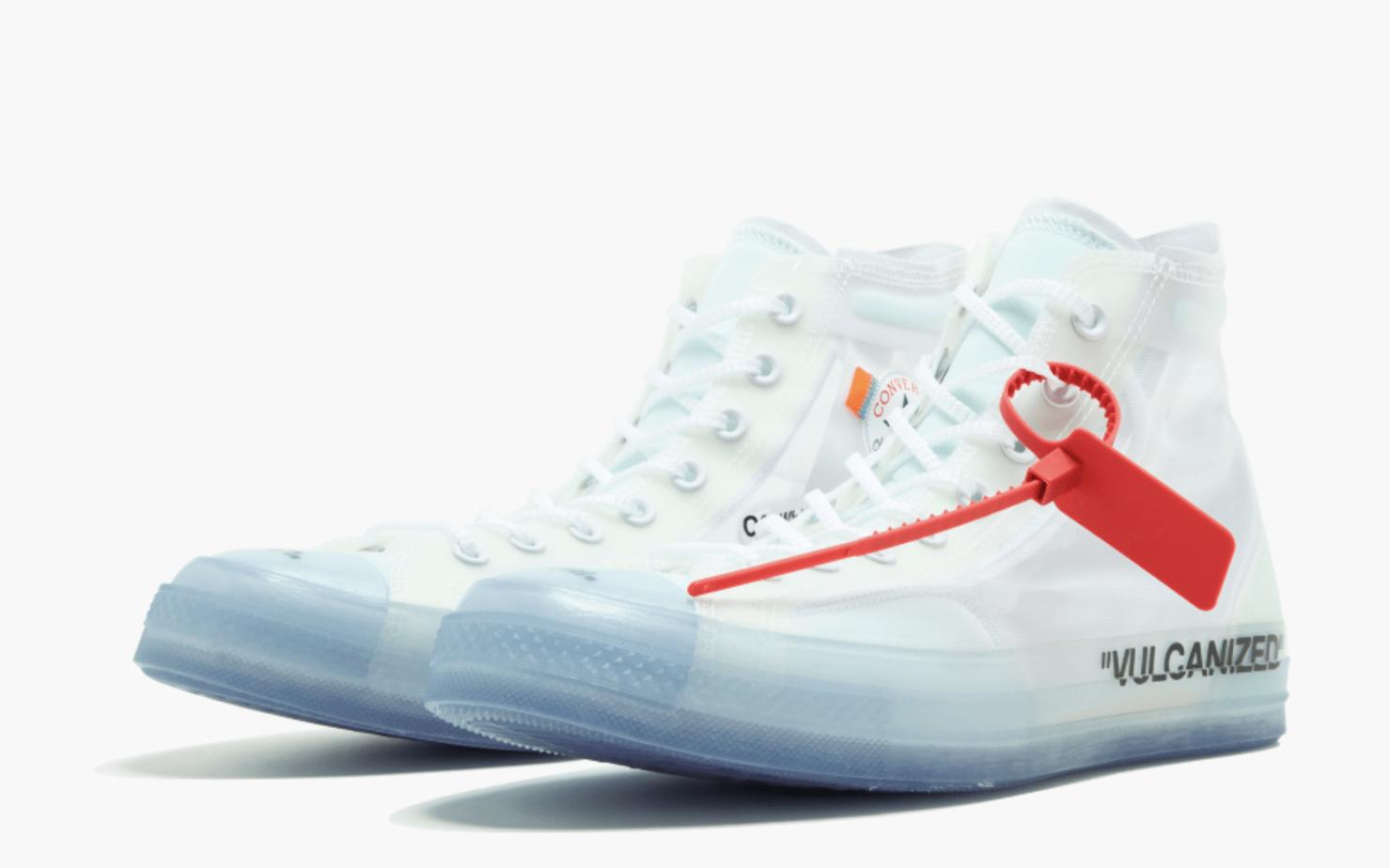 Kobe 9 Mid Off-White x Converse 7...