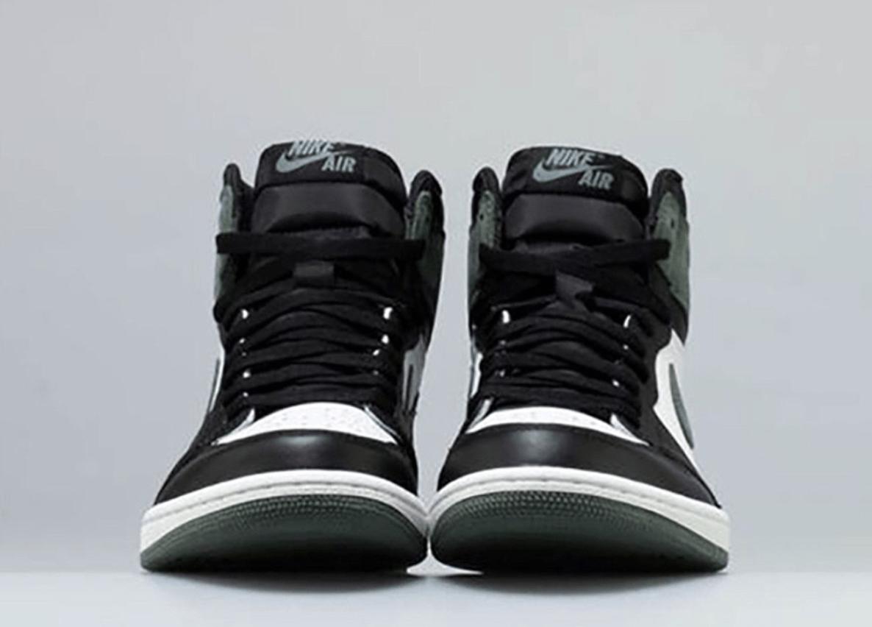 """30f8de1c5a7480 Air Jordan 1 Retro High OG """"Clay Green"""" Revealed as Part of the 6 ..."""