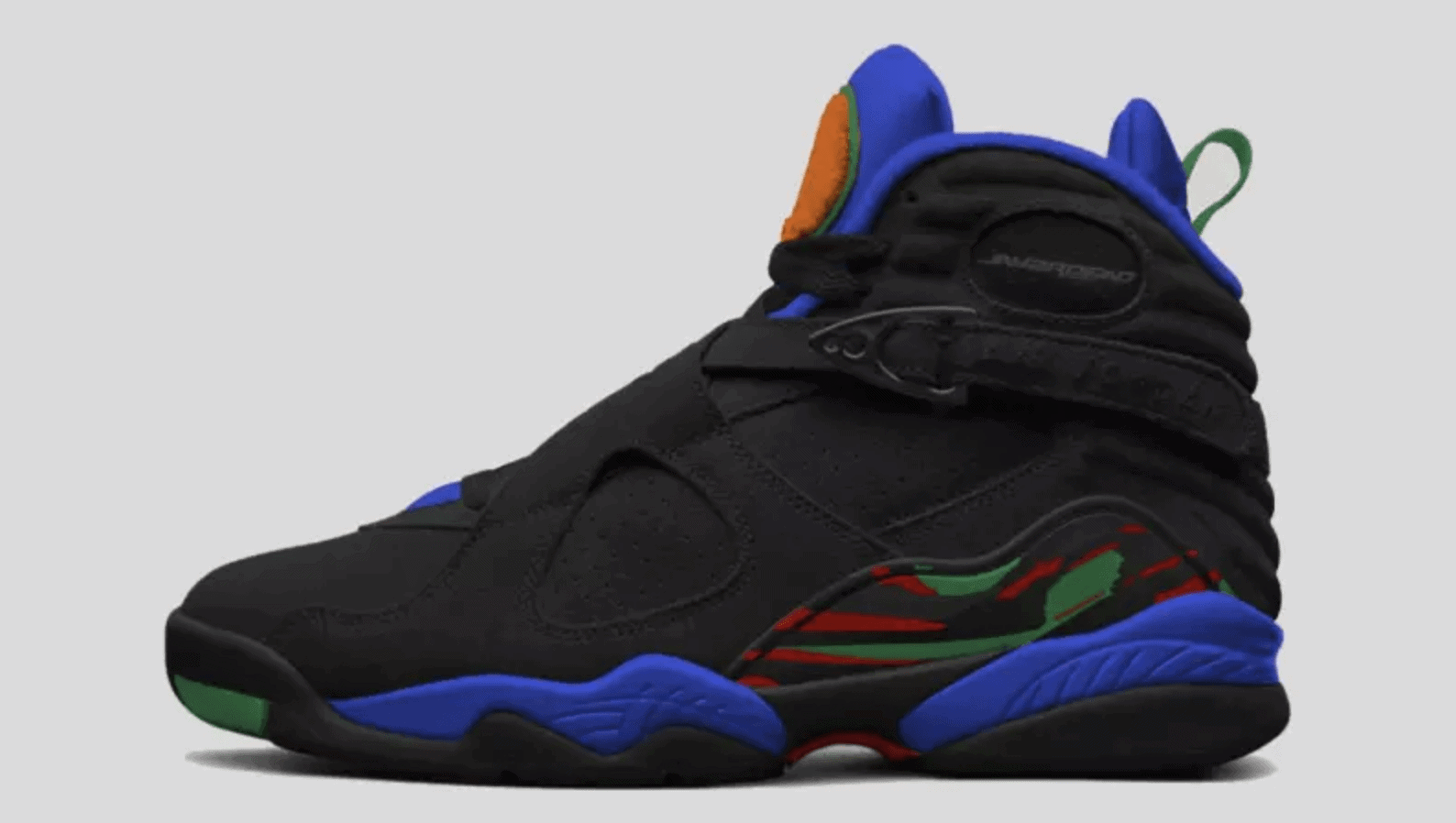 "outlet store 9b778 d8e65 Jordan Brand Adds a New ""Aloe"" Colorway to the Air Jordan 8 This Winter"