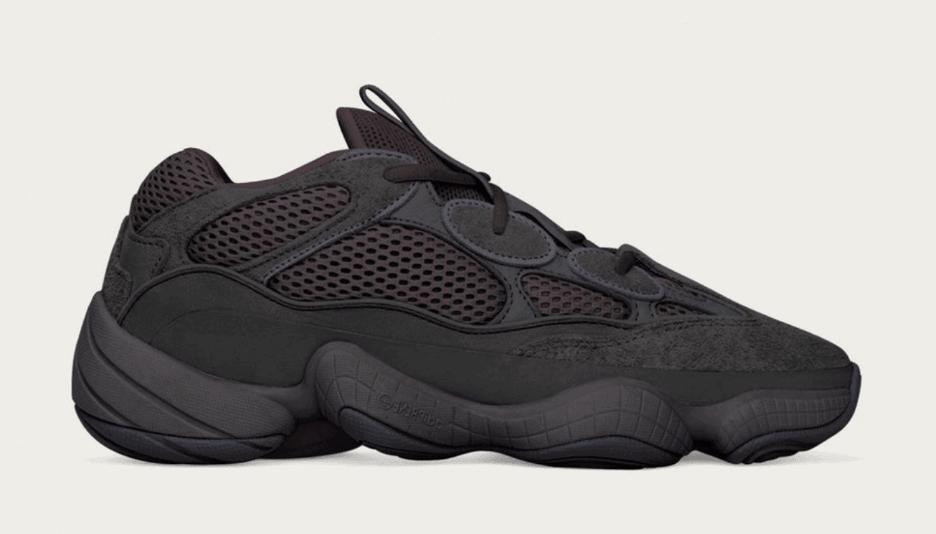 "The adidas Yeezy 500 finally available. After the launch of the initial ""Blush"" colorway earlier this month, we now have a release date for the ..."