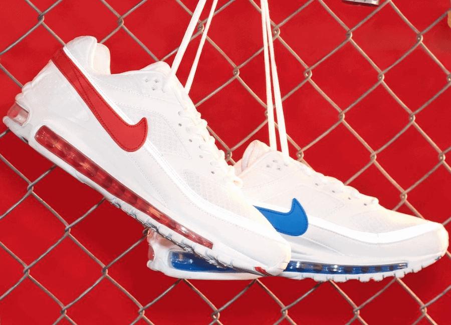 new styles aa1d3 97e63 Skepta x Nike Air Max 97 BW Release Info - JustFreshKicks