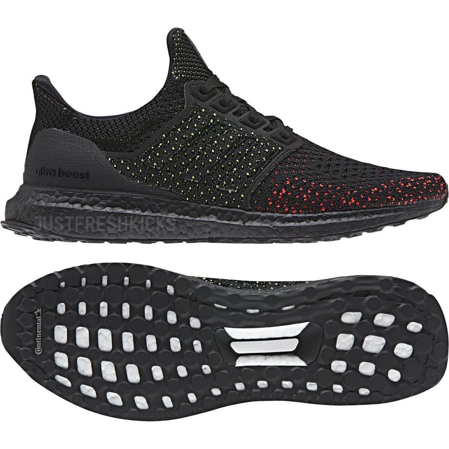 new product e6a7d 77318 Color BlackRedGreen. SEE MORE adidas Ultra Boost Release Dates