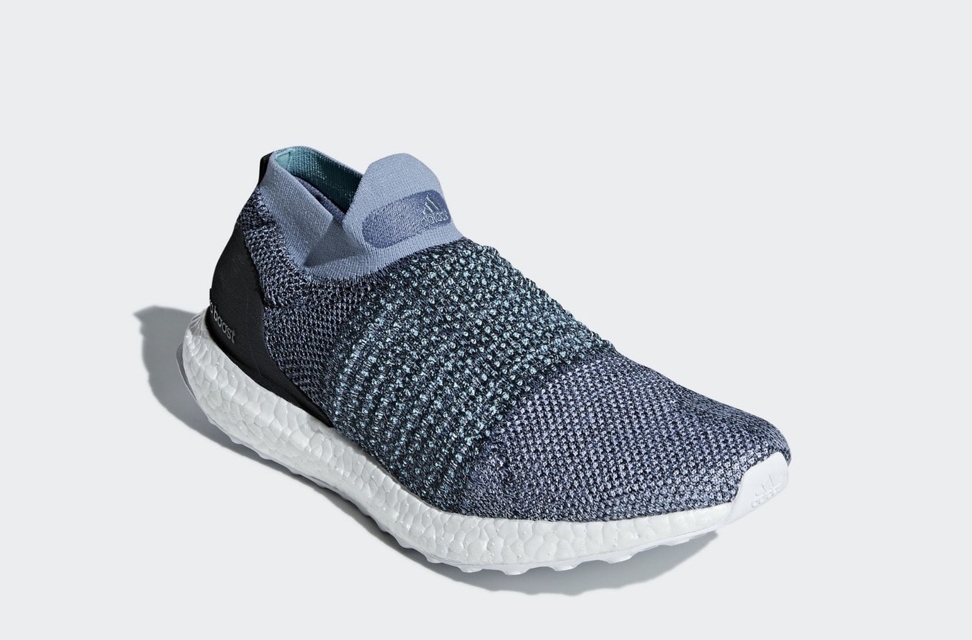 5d24bb84325 The adidas Ultra Boost Laceless Completes the Parley Collection this Summer