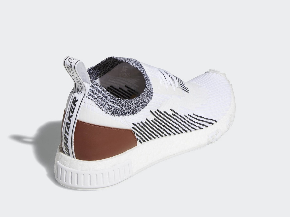 """77bd60a60490 adidas NMD Racer """"Monaco"""" Release Date  Summer 2018. Price   200. Color   Ftwr White Core Black-St Redwood Style Code  AC8233"""