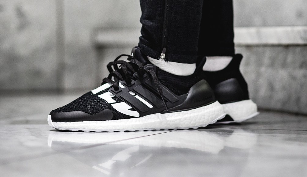 "wholesale dealer 9b3f8 d1740 Undefeated x adidas Ultra Boost ""Core Black"" Online Links"