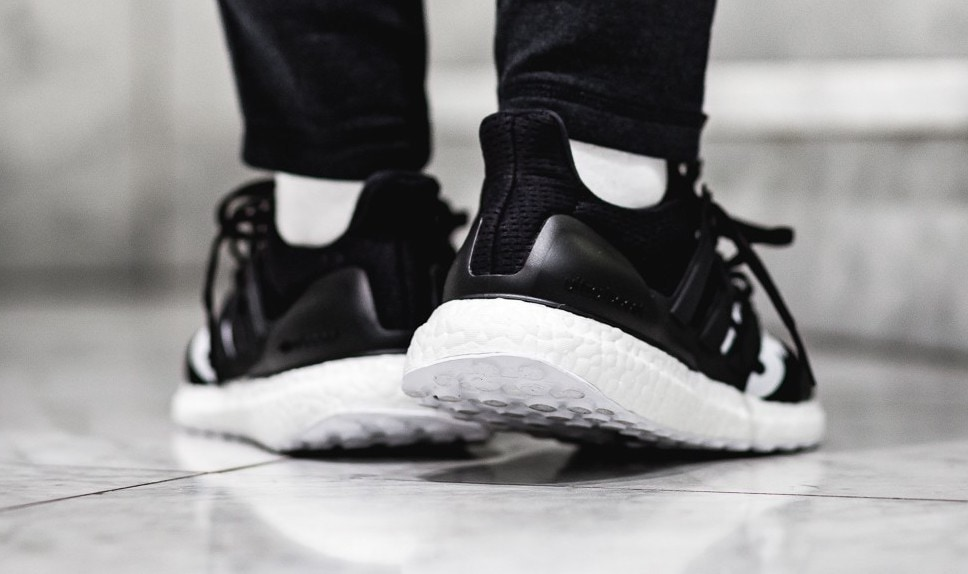 8304d69ee55 Undefeated x adidas Ultra Boost Color  Core Black Core Black Footwear White  Style Code  B22480 Release Date  April 14