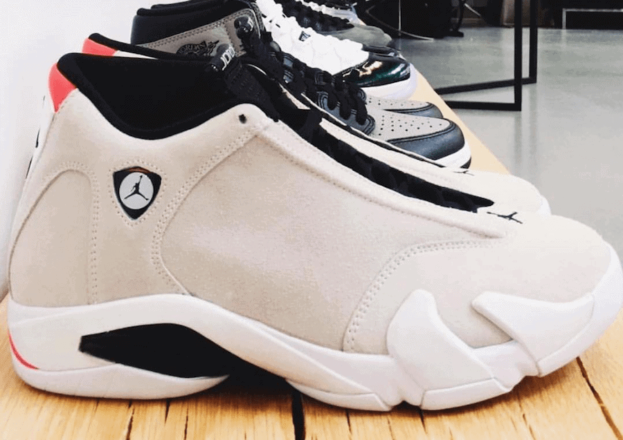 "bd30036518b3 The Air Jordan 14 is Releasing in a New ""Desert Sand"" Colorway"