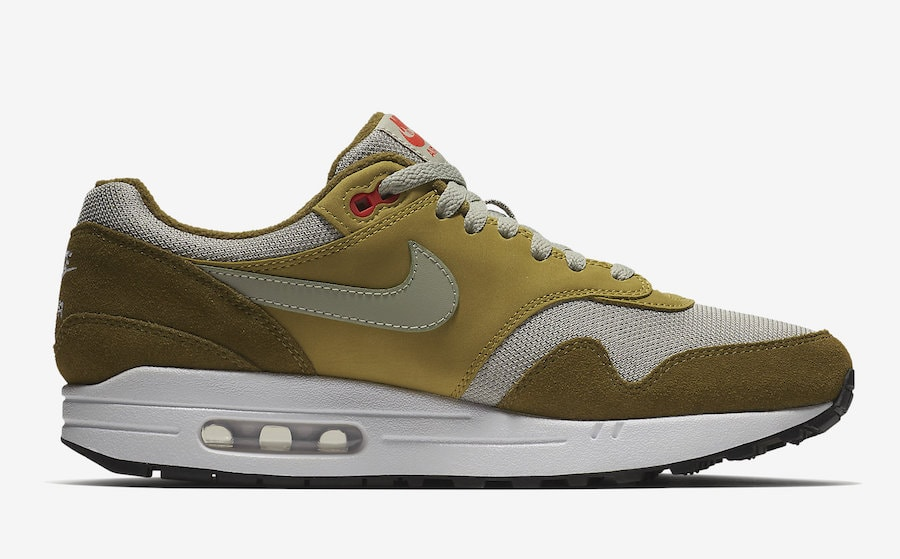 """0f0806a74c The post Atmos and Nike Have More Air Max 1's on the Way With the New  """"Curry"""" Pack appeared first on JustFreshKicks."""
