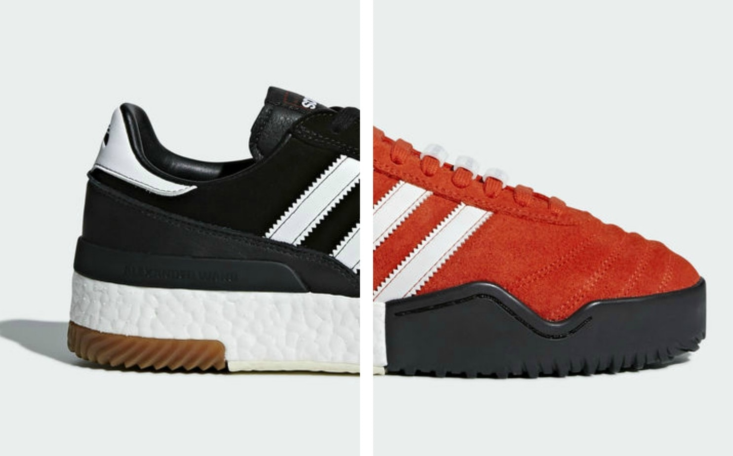 a9656983c769 adidas Originals by Alexander Wang is back for their first drop of 2018.  This time turning from the basketball court to the football pitch