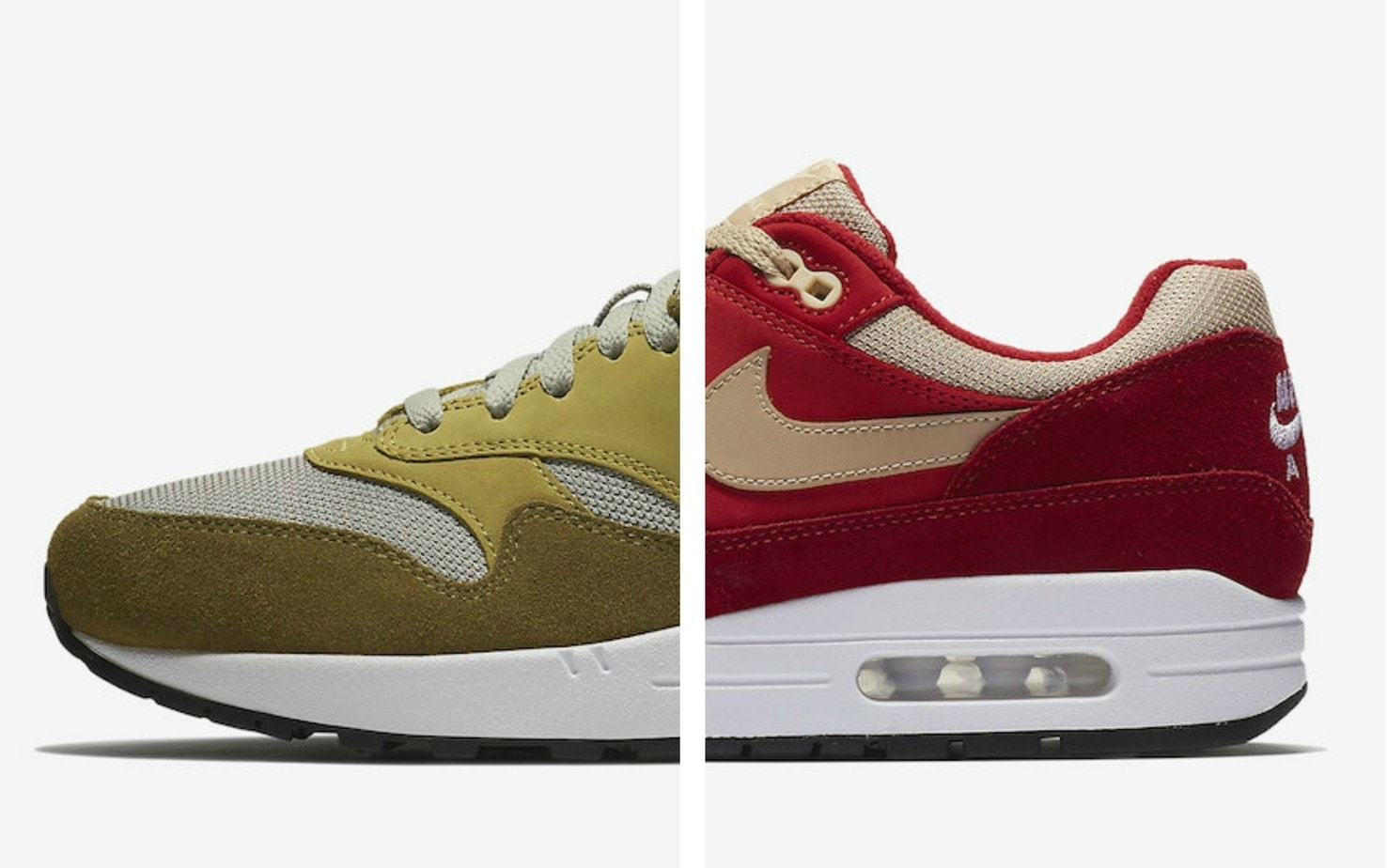 "detailed look 60b9d 934b5 Atmos and Nike are back on top of the sneaker game. After last year s  re-release of the ""Elephant"" Air Max 1, the two are bringing much more new  and old ..."