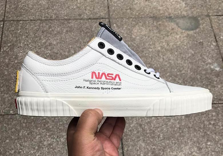 2a28cfce64 NASA x Vans Old Skool   SK8-HI Release Info - JustFreshKicks