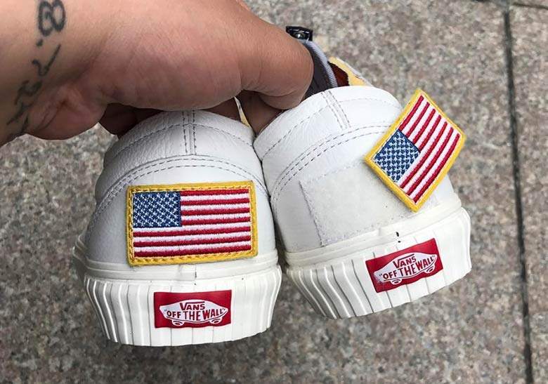 NASA and Vans Take Skate Shoes to Outer Space with Their