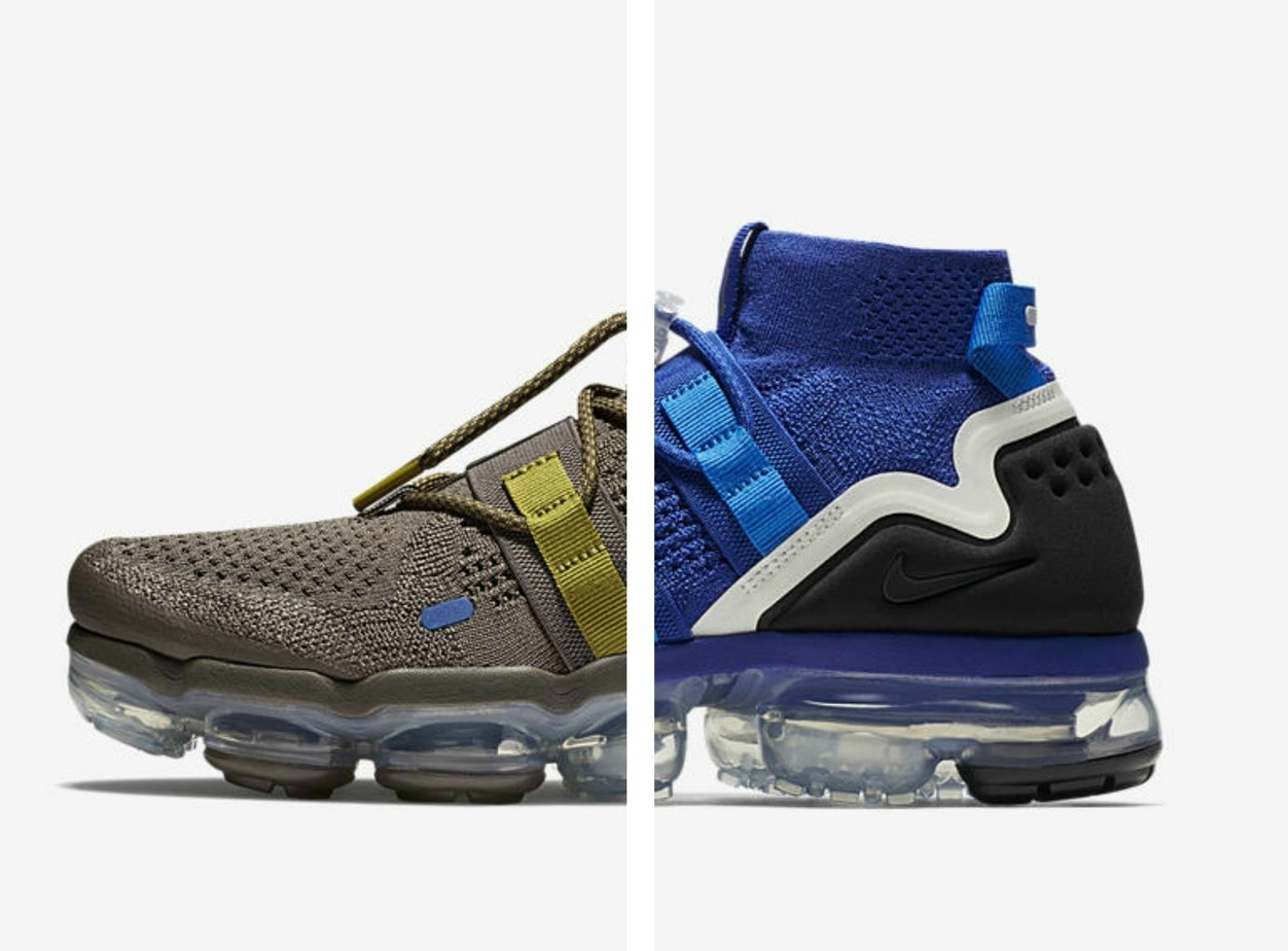 904ba12a9e44 The Nike Air Vapormax silhouette has taken on all kinds of shapes and sizes  since its debut last year. With new colorways coming each month