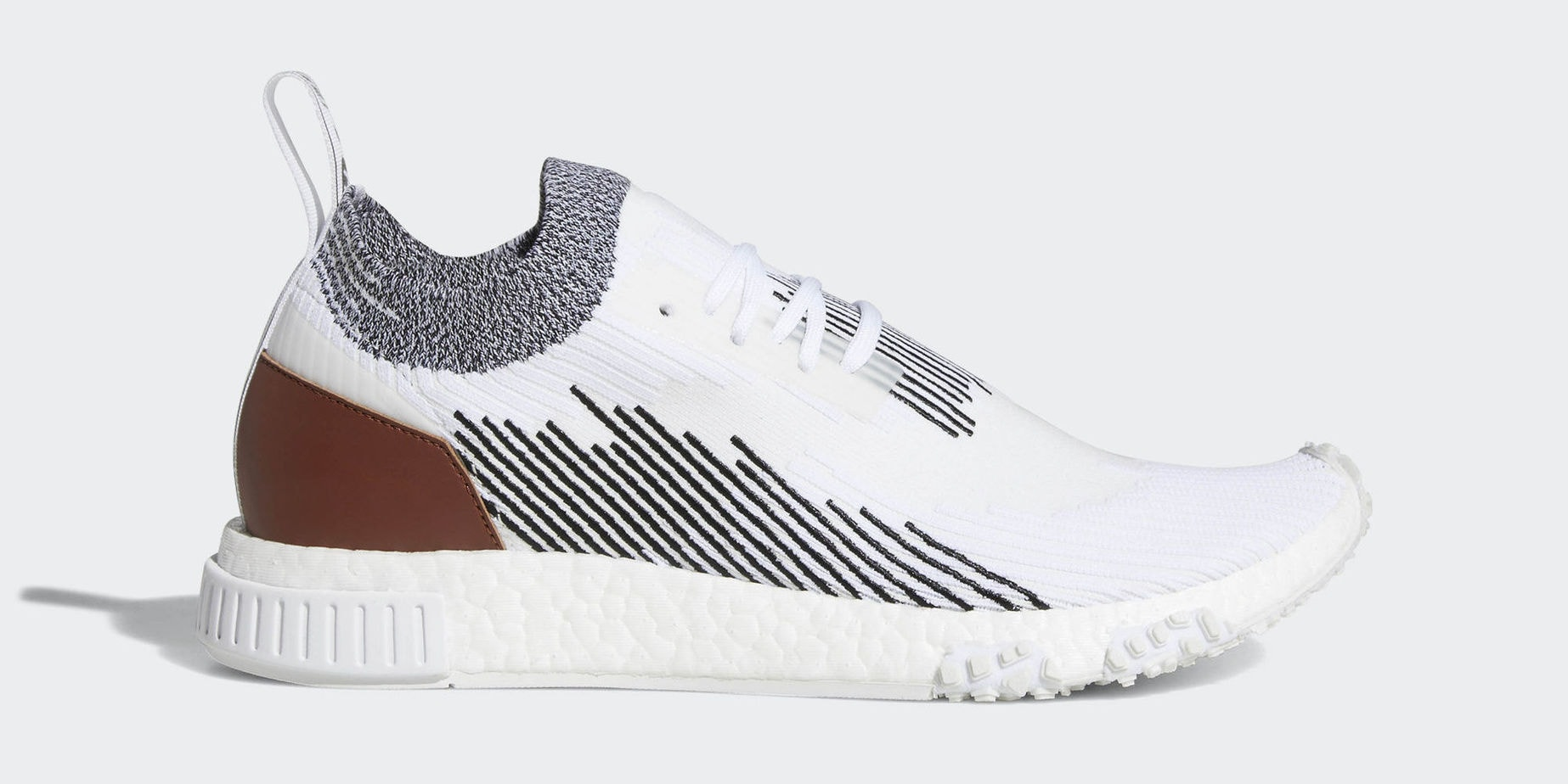 0d26cf8b10b adidas started 2018 with a brand new NMD silhouette. Titled the Racer